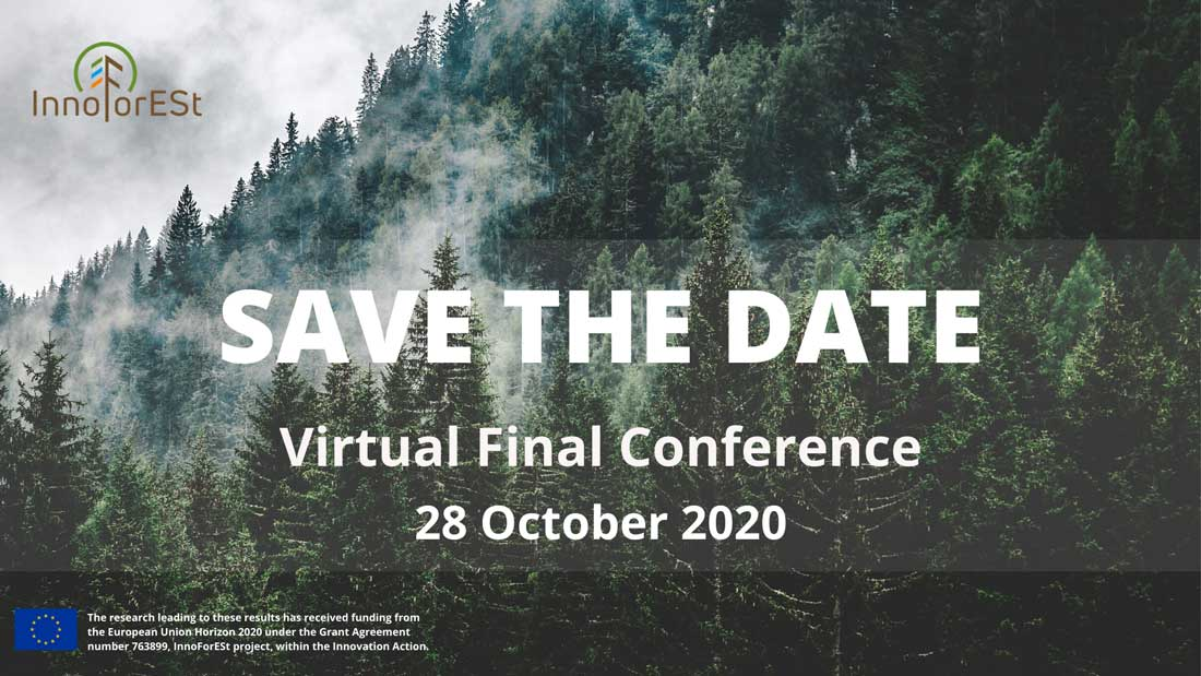 InnoForESt Virtual Final Conference